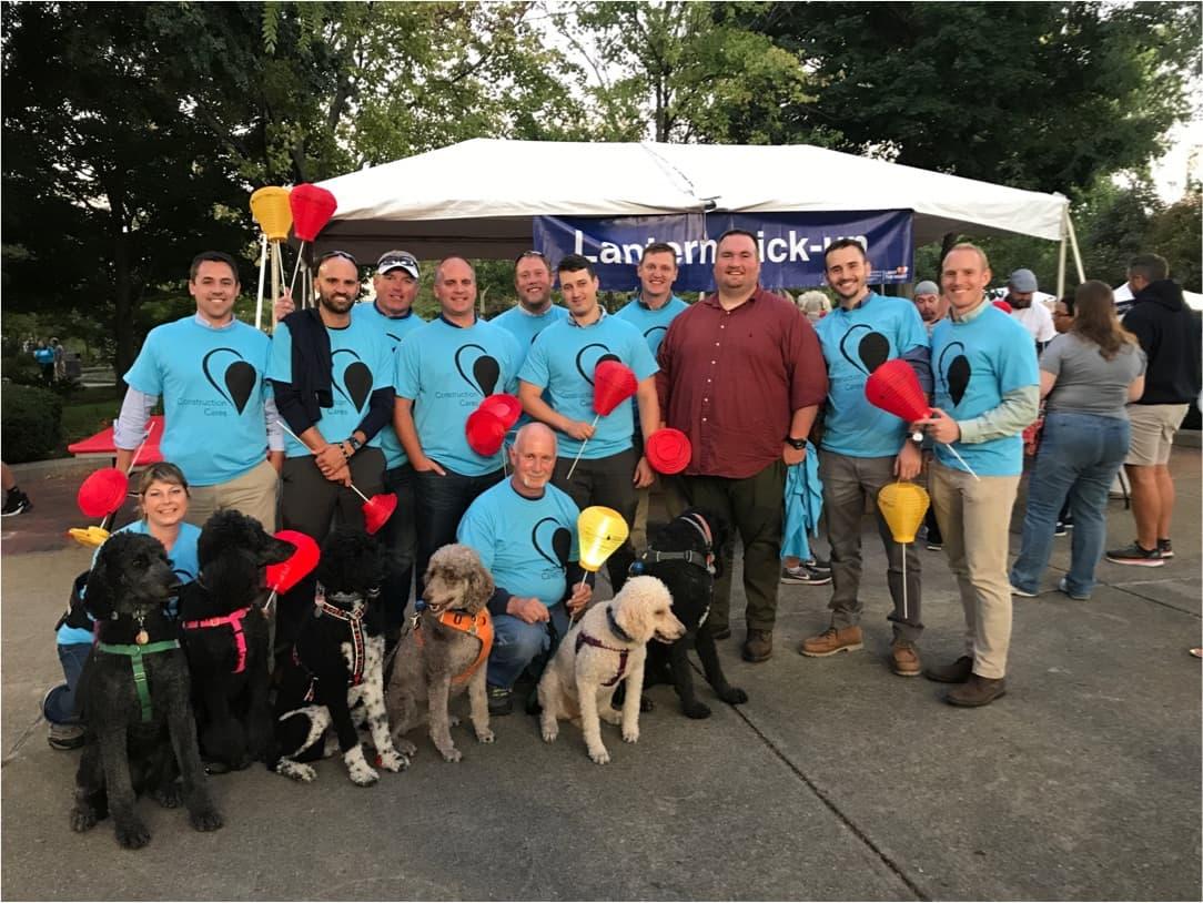 Dayton Leukemia & Lymphoma Society's Light the Night Walk 2019
