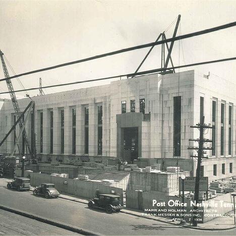 Nashville Post Office