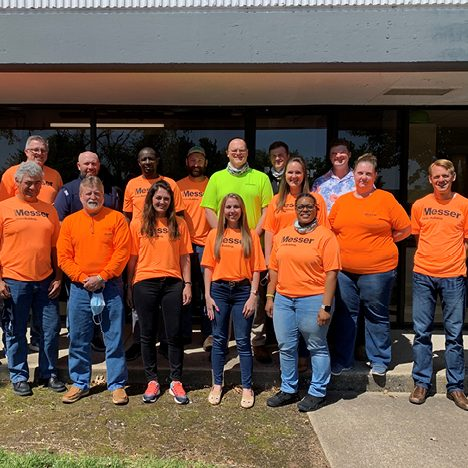 Construction Safety Week Group Photo