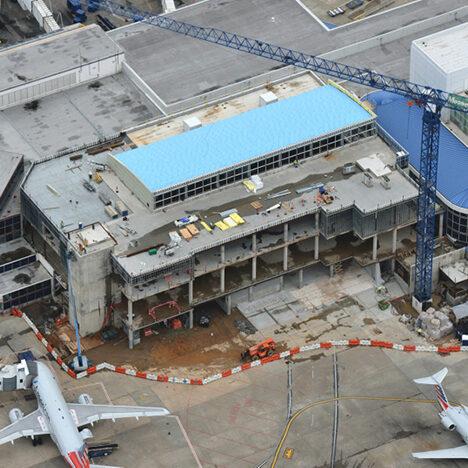 CDIA Terminal B Renovation