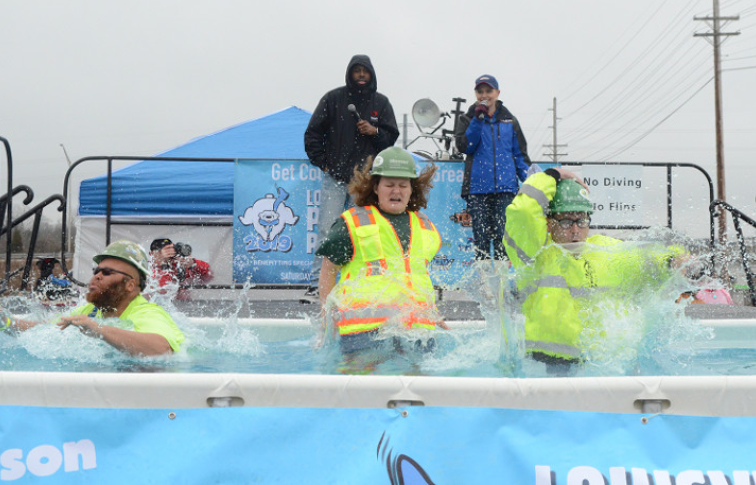 Polar Plunge for Special Olympics, Louisville