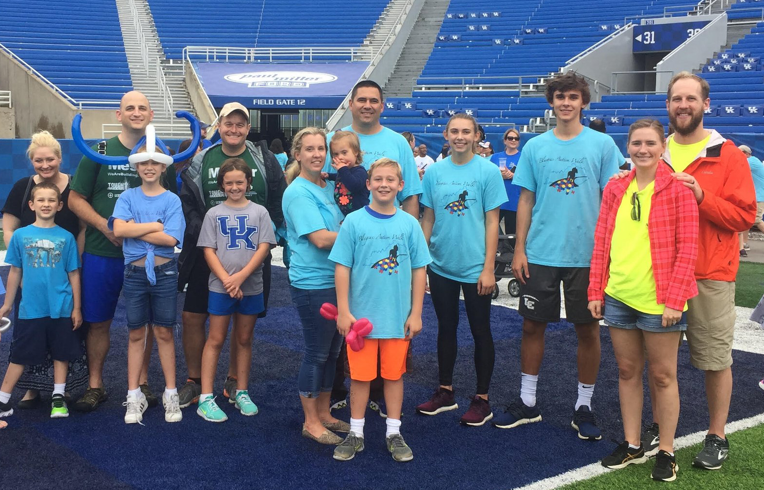 Bluegrass Autism Walk Lexington