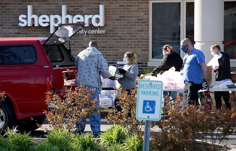 Shepherd Community Center Donation