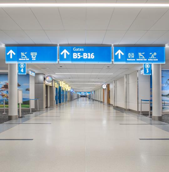 CDIA Concource B Renovation