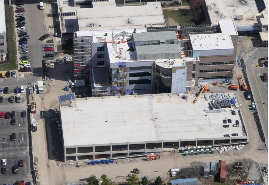 Adena Health Main Campus Specialty Surgery Center & Parking Structure