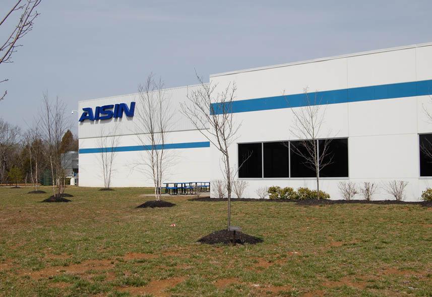 Aisin Automotive Casting
