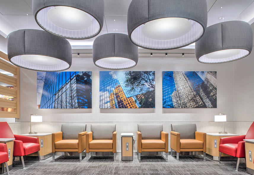 American Airlines Admirals Club at Charlotte Douglas International Airport (CDIA)