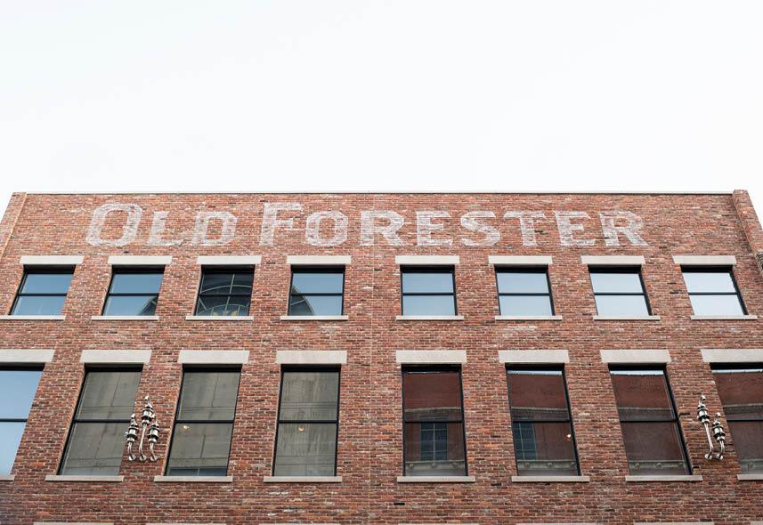 Brown-Forman Old Forester Distillery