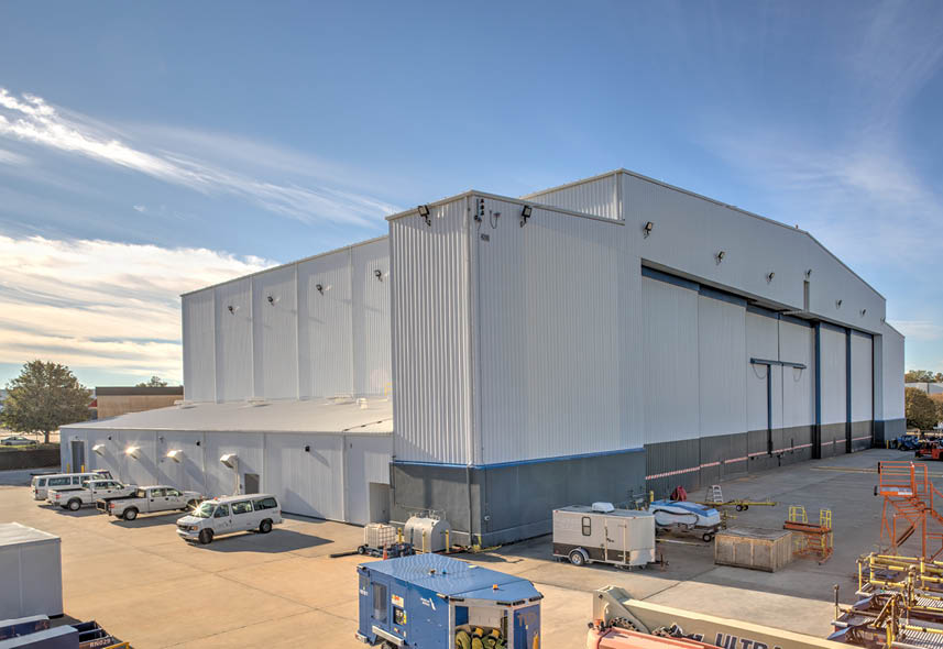 Charlotte Douglas International Airport Airline Maintenance Hangar Expansion