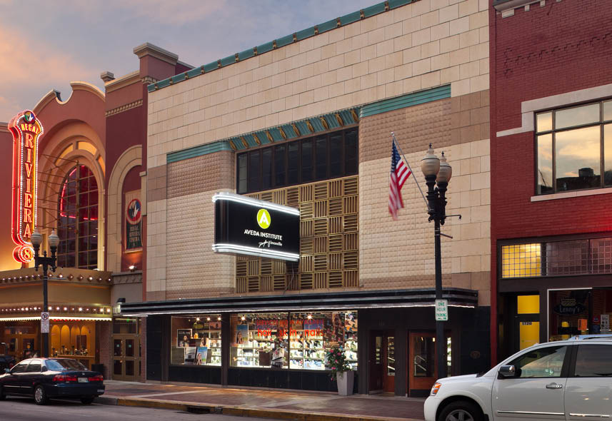 Douglas J. Aveda Institute Knoxville