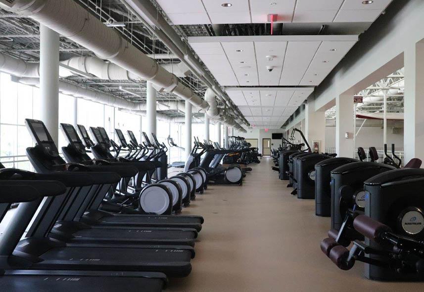 Eastern Kentucky University (EKU) Recreation & Wellness Center