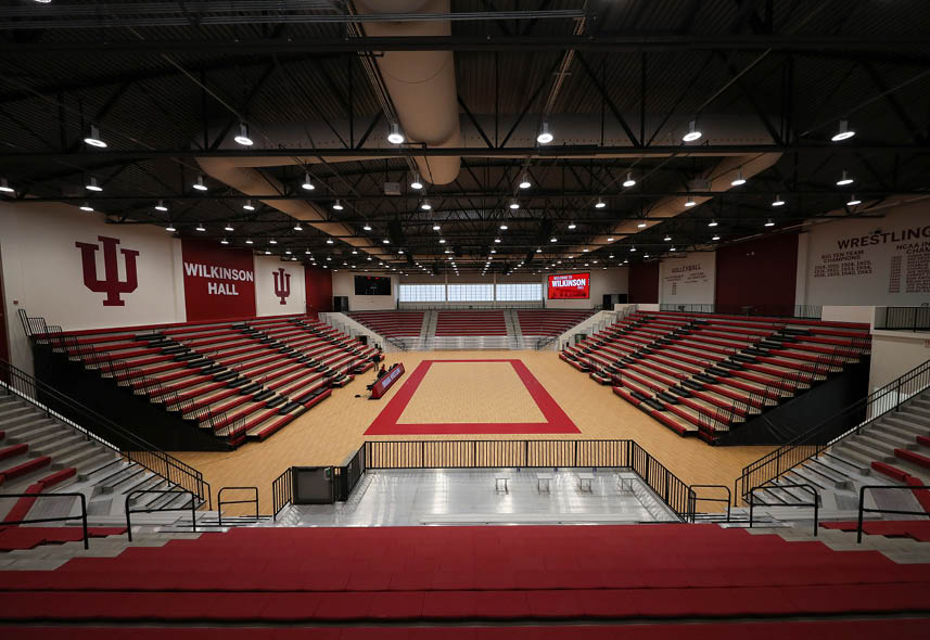 Indiana University (IU) Wilkinson Hall