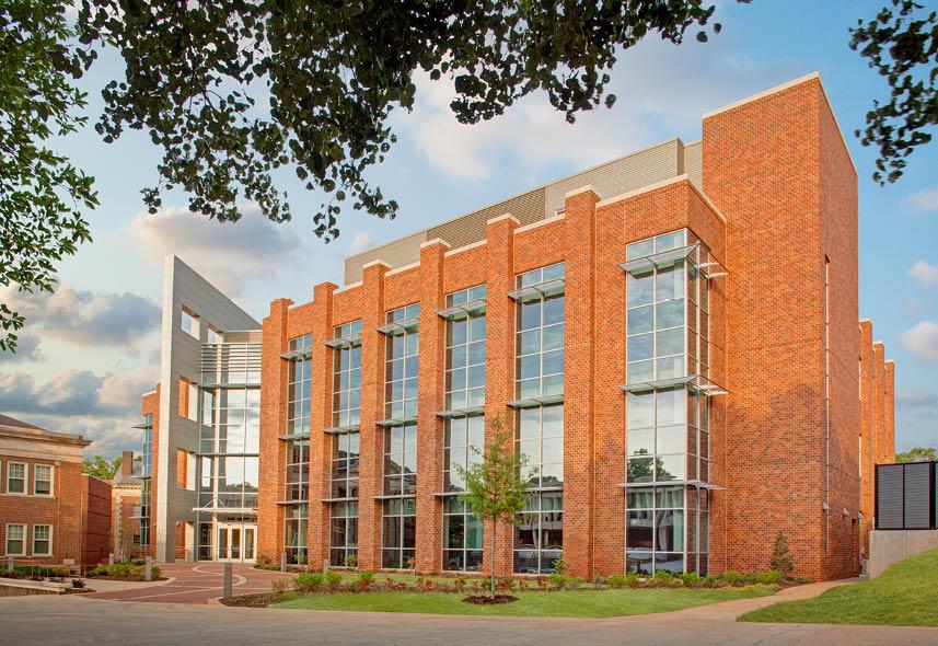 Johnson C. Smith University New Science Building