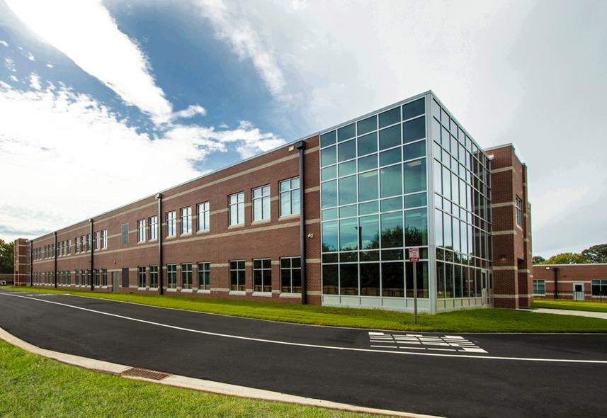 Charlotte - Mecklenburg Schools (CMS) Montclaire Elementary School
