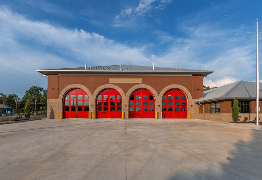 Metropolitan Government of Nashville & Davidson County Fire Stations