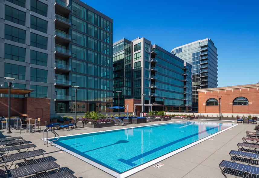 Nationwide Realty Investors Park Edge Condominiums & Parking Garage