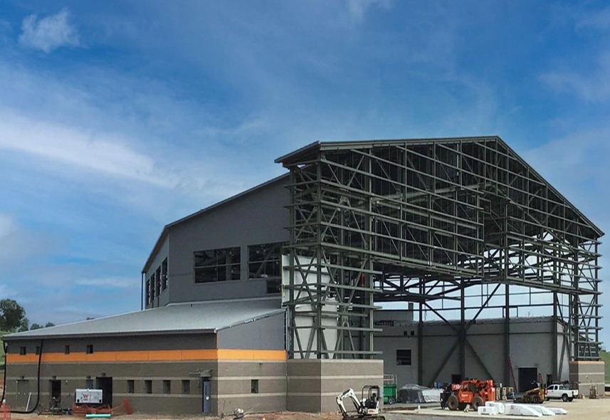 Tennessee Air National Guard KC-135 Maintenance Hangar and Shops