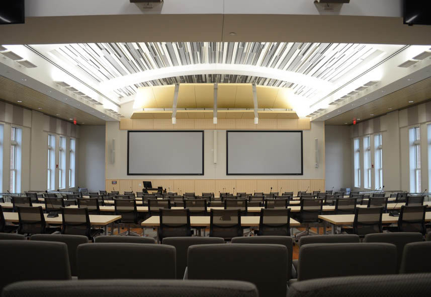 University of Cincinnati Health Professions Building