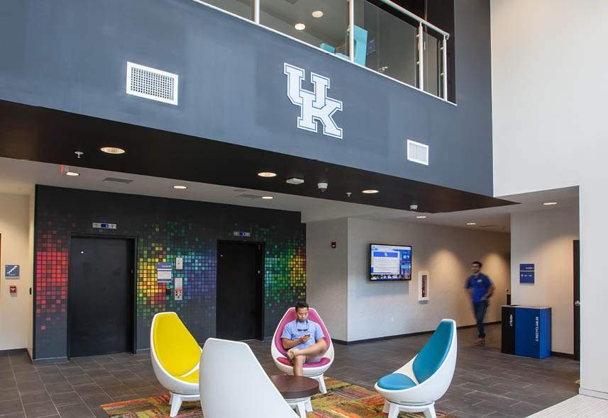 Messer Construction Co. project University of Kentucky Residential Renewal