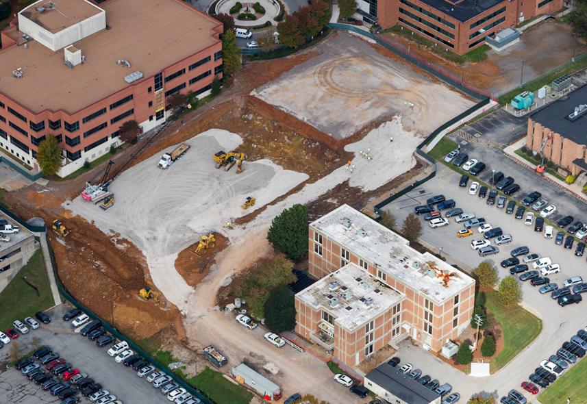 University of Tennessee Medical Center Parking Garage