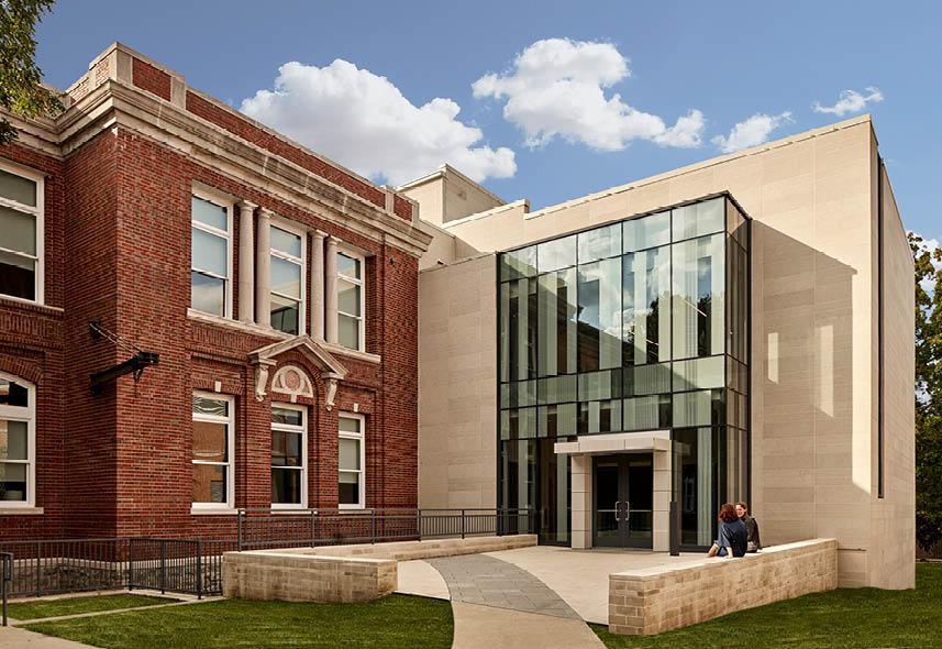 Vanderbilt University Peabody Campus Renovation