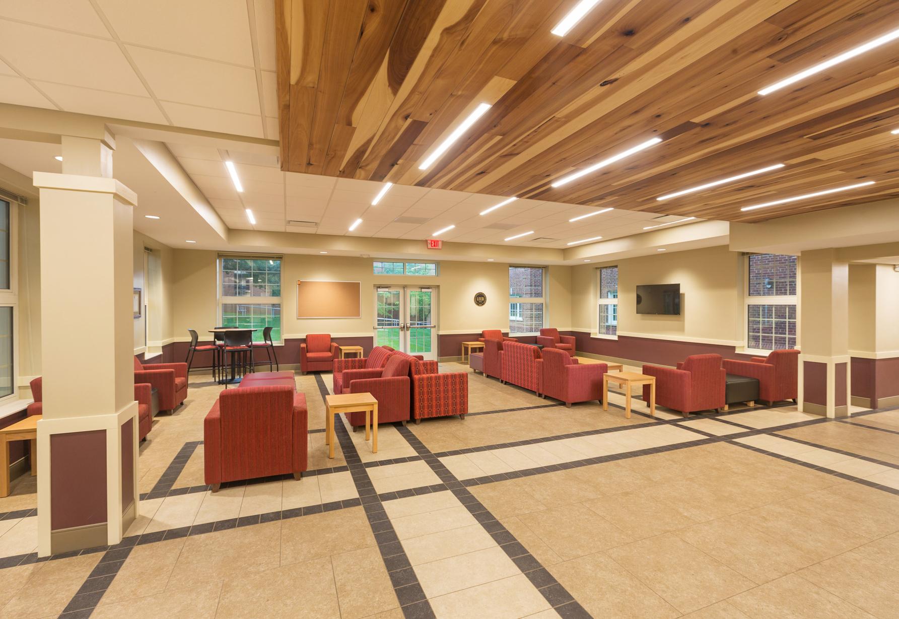 Bingham Hall Renovation Berea College