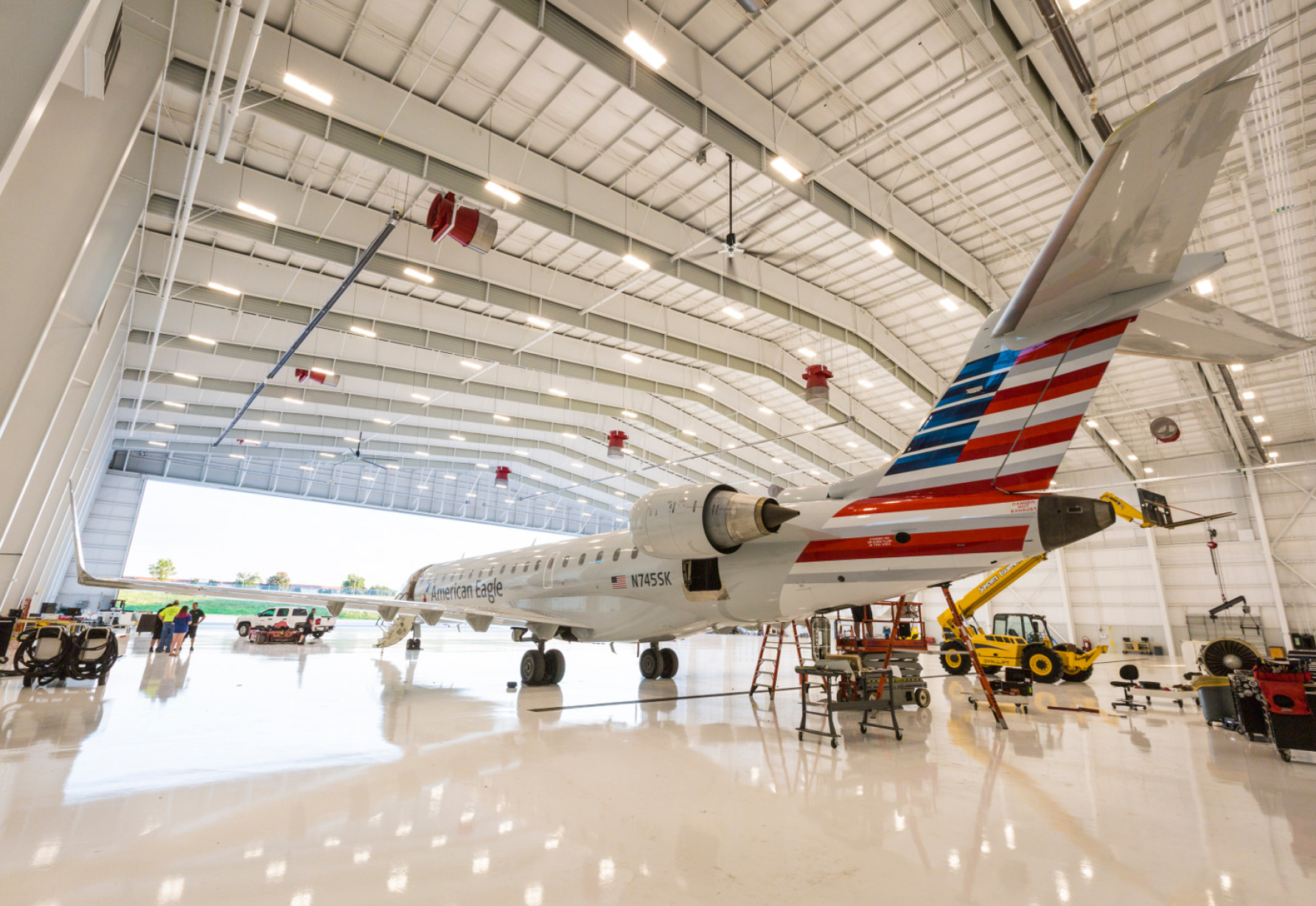 Metropolitan Nashville Airport Authority BNA/MRO Hangar Development