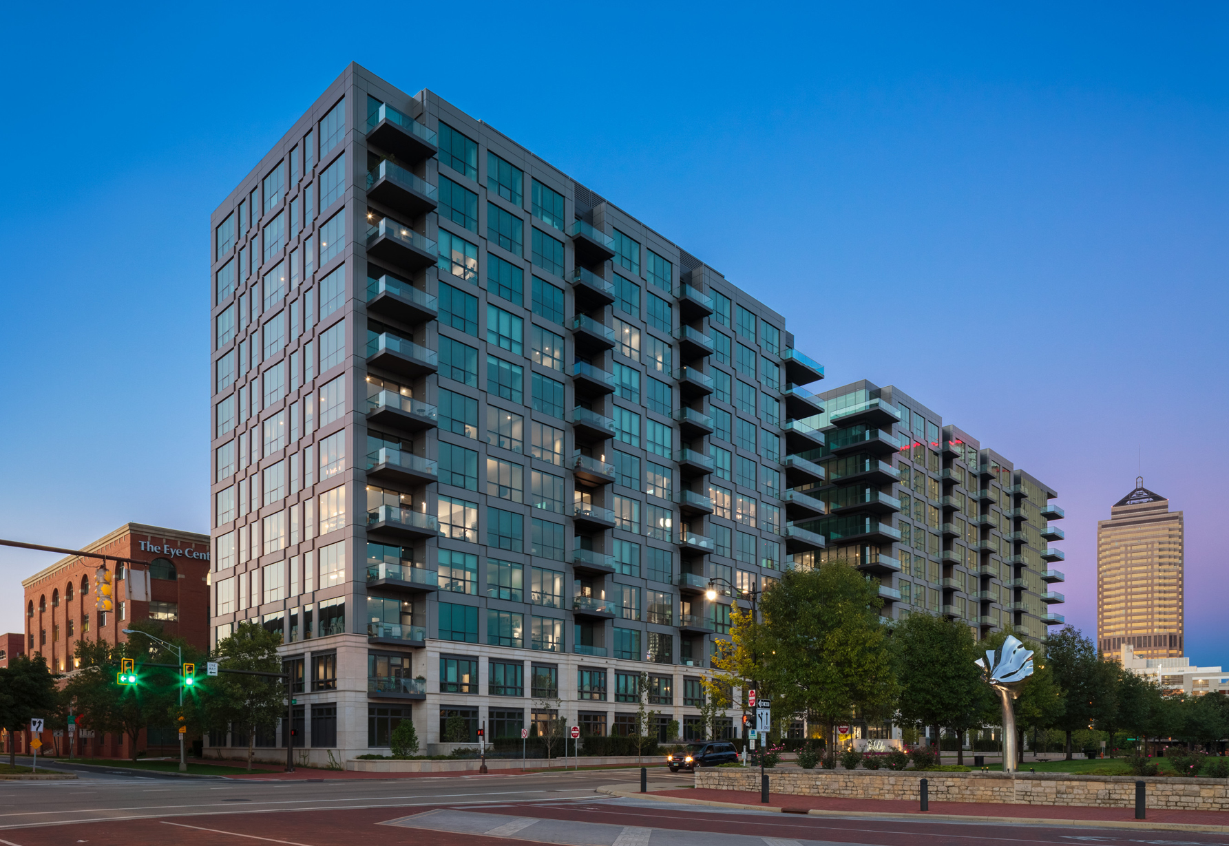 Nationwide Realty Investors Parks Edge Condominiums and Parking Garage West Building