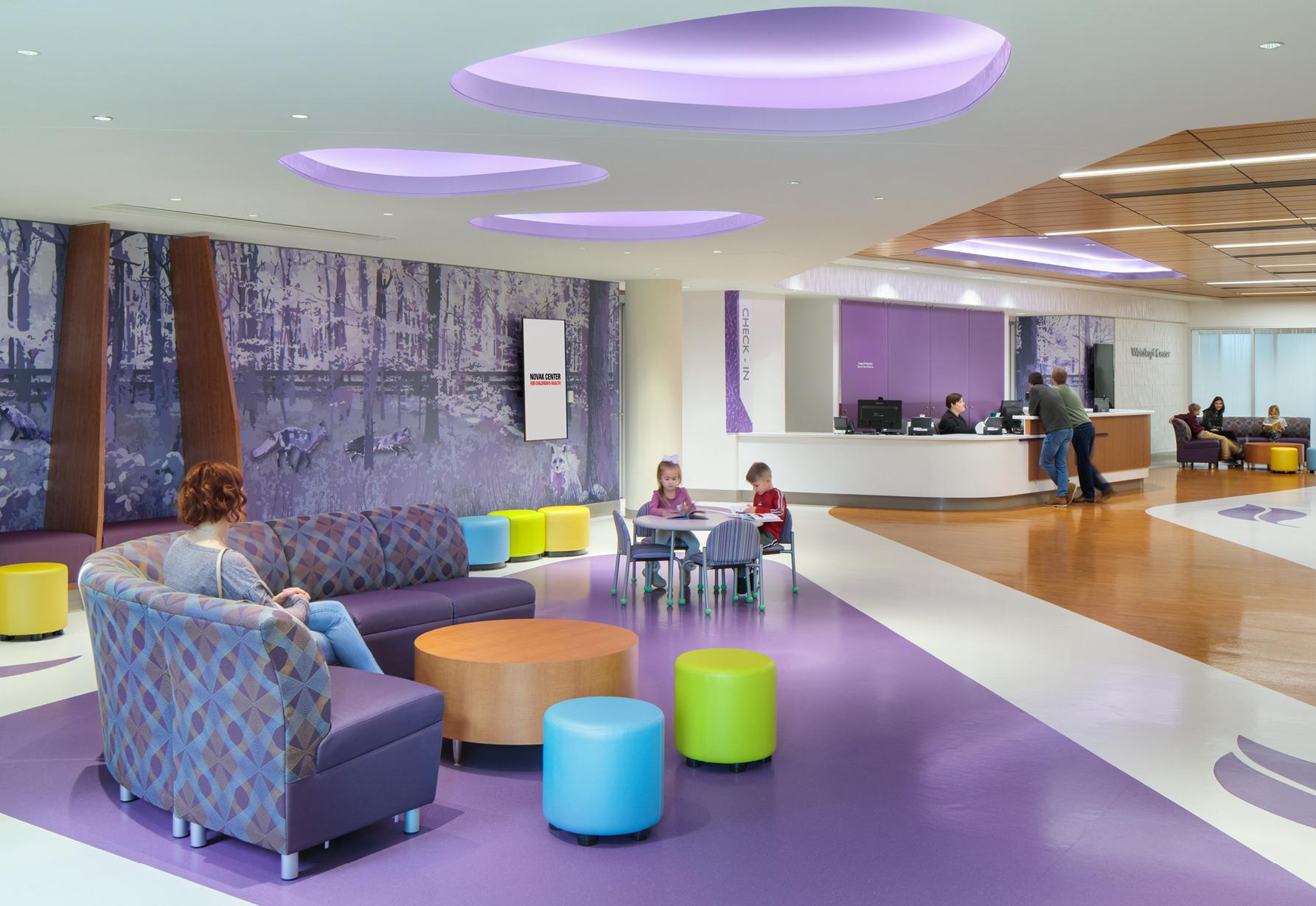 University of Louisville Pediatric Medical Office Building